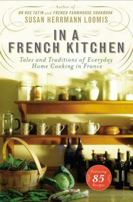 Edita Kaye In a French Kitchen