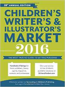 Childrens writers and illustrators market